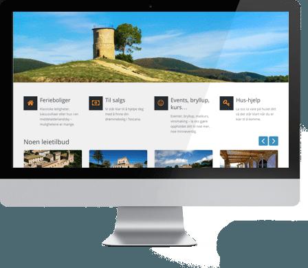 drift og vedlikehold av nettsteder - Webdesign Bærum